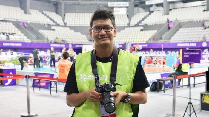 Christianto Harsadi, Fotografer Disabilitas Asian Para Games 2018 yang Punya Kelas Khusus Fotografi