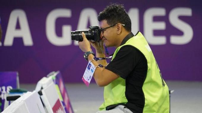 Christianto Harsadi, Fotografer Disabilitas yang Mengabadikan Momen Istimewa di Asian Para Games