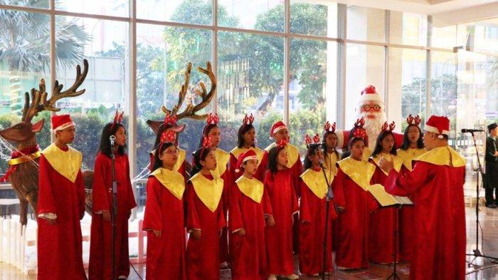 Ceriakan Natal di Holiday Inn & Suites Jakarta Gajah Mada lewat Christmas Lighting Ceremony 2019