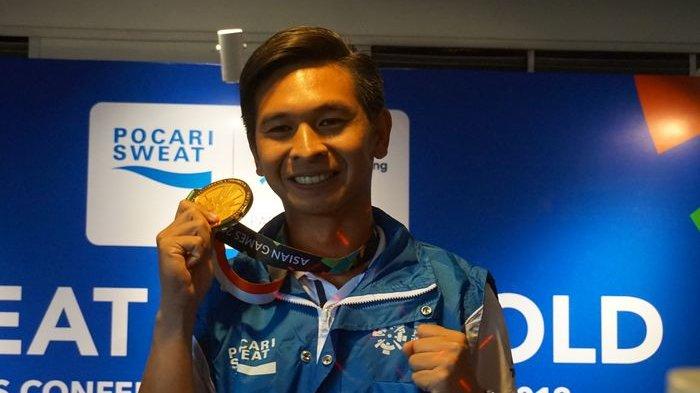 Cerita Petenis Christopher Rungkat yang Tak Pernah Ditargetkan Raih Medali Emas di Asian Games 2018