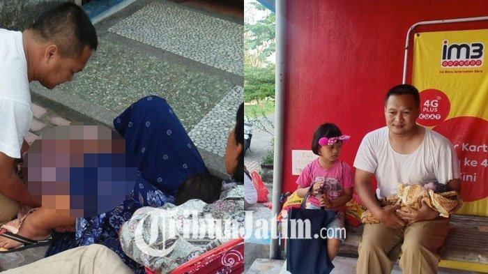 Bantu Tolong Ibu Melahirkan di Pinggir Jalan, Kades di Blitar Panik, Hanya Modal Nekat, Ini Kisahnya