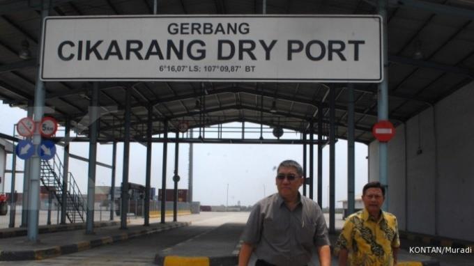 Cikarang Dry Port Bisa Pangkas Biaya Logistik Kapas