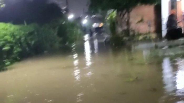 Banjir dan Tanah Longsor Terjang Cilebut Bogor Usai Diguyur Hujan Sejak Sabtu Sore