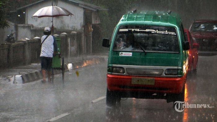 Info BMKG: Peringatan Dini Cuaca Ekstrem Selasa 18 Mei 2021, Hujan Lebat di 24 Wilayah