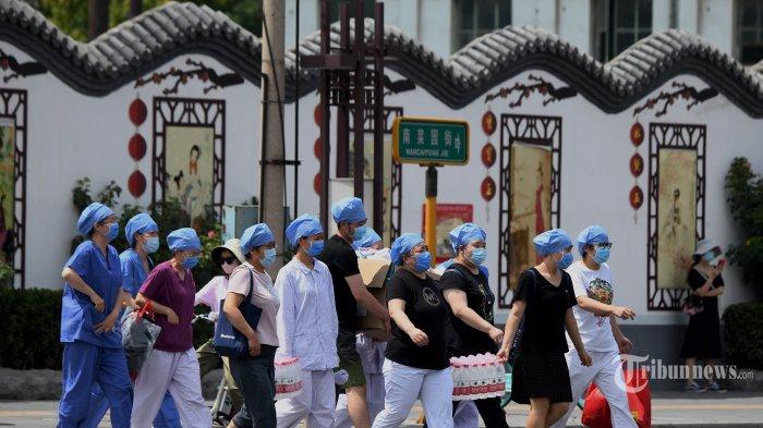 Klaster Baru Covid-19 Teridentifikasi Muncul di Beijing, WHO Imbau Semua Negara Waspada