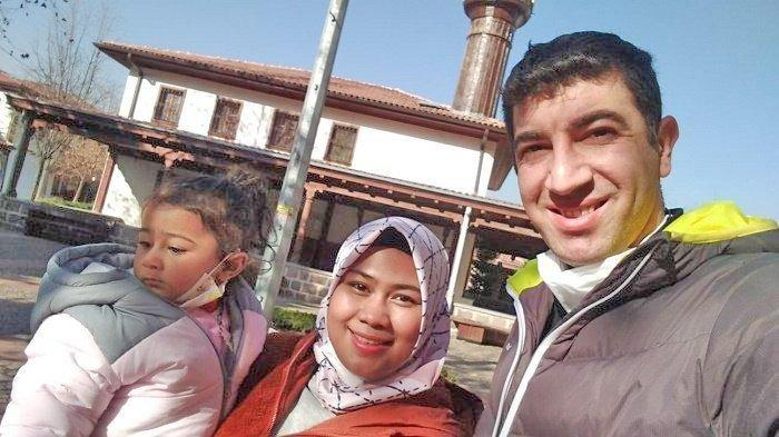 Tertarik tentang Aceh, Polisi Turki Malah Kepincut Gadis Matangkuli, Berawal dari Kolom Komentar FB