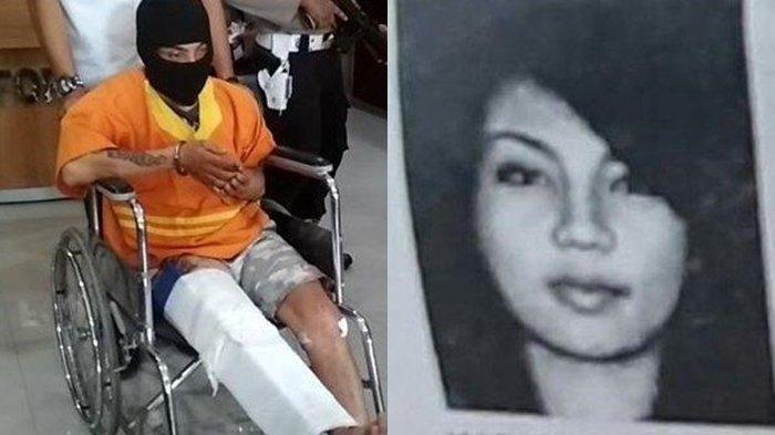 Cinta Segita Janda Tiga Anak di Balikpapan Berakhir Tragis, foto pelaku dan korban