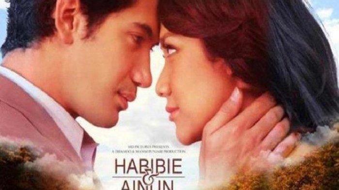 Film Habibie & Ainun dengan soundtrack lagu Cinta Sejati
