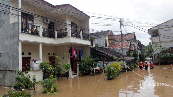 PSI Ingatkan Gubernur Anies, Lalai Atasi Banjir Bisa Menyengsarakan Rakyat Kecil