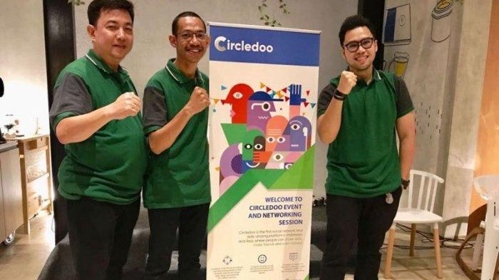 Circledoo, Online Platform Karya Anak Bangsa Ajak Setiap Orang Agen Perubahan
