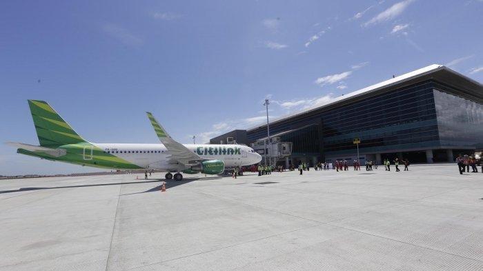 Tiga Maskapai Penerbangan Ajukan Usulan Izin Rute Operasi di Yogyakarta International Airport