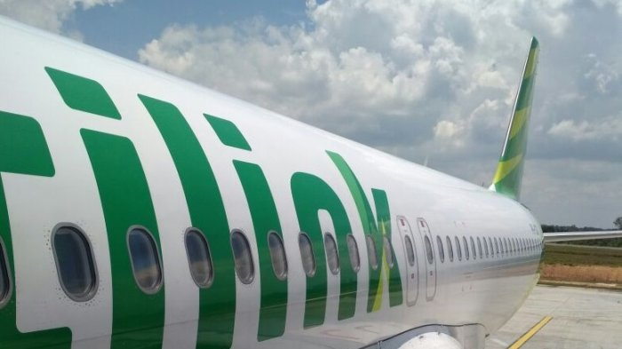 Hari Ini Citilink Kembali Batalkan Penerbangan ke Bali dan Lombok