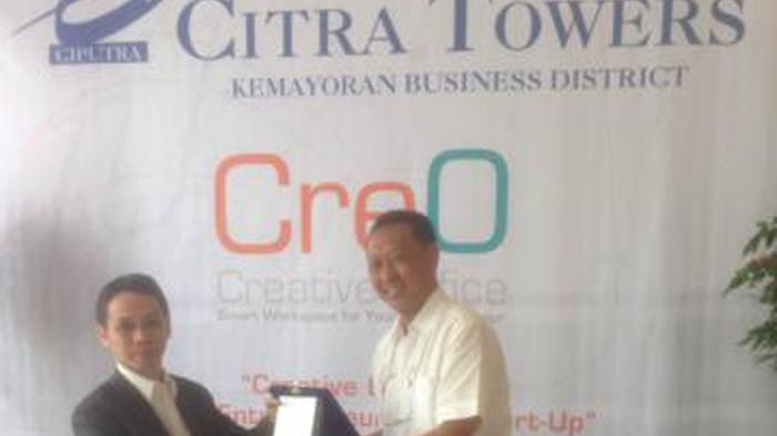 Citra Towers Cetak Technology & Intellectual Property Right