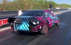 Sebuah Rekor Fantastis Diraih Mobil Civic ini! Kecepatannya Seperti Hypercar