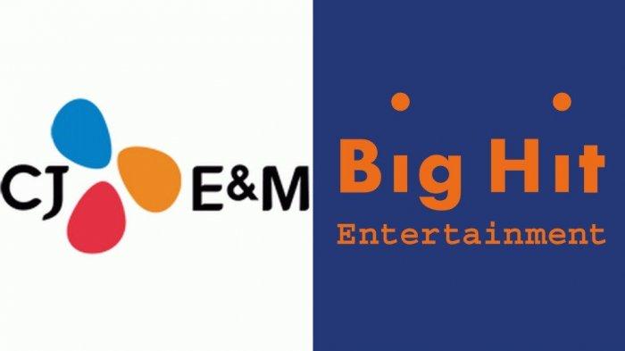 CJ E&M & Big Hit Entertainment Akan Bergabung Menjadi Satu Label Entertainment Baru