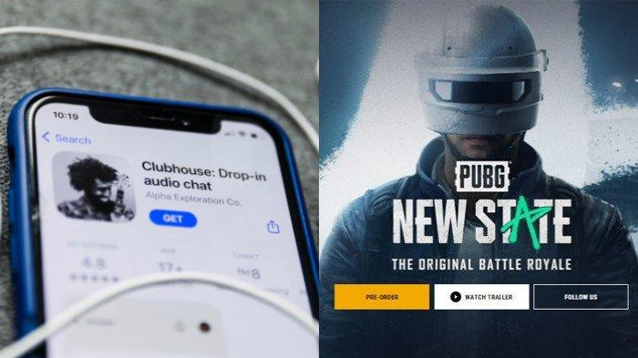 POPULER Techno: Clubhouse Segera Hadir di Android | Pre-register PUBG: New State Sudah Dibuka