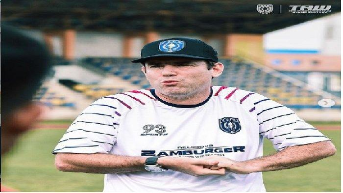 Jelang Kick-off Liga 2, PSPS Riau Putuskan Berpisah dengan Coach Simon Elissetche