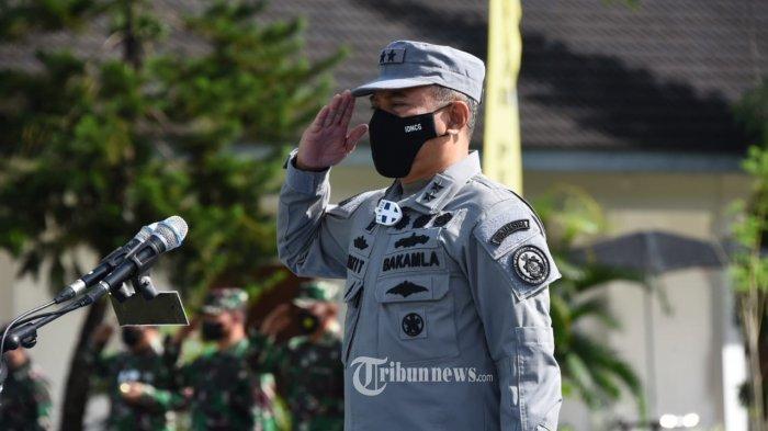Bakamla: Eskalasi Konflik Tengah Berkembang di Laut Natuna Utara