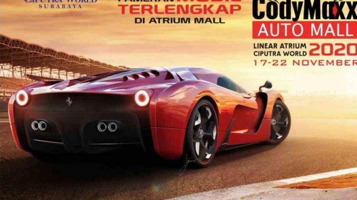 Gairahkan Pasar Otomotif Jawa Timur, CodyMaxx Gelar Pameran Enam Hari