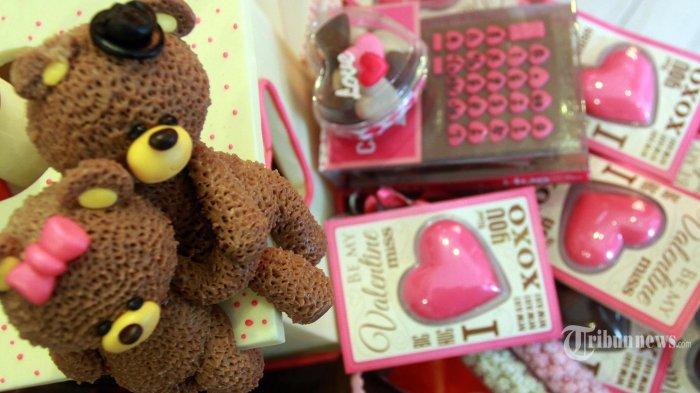 10 Hal Yang Paling Identik Dengan Valentine Day Tribunnews Com Mobile