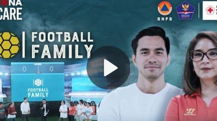 Football Family eps 5 - Novita Angie Menang Dramatis dari Darius Sinathrya