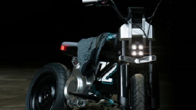 Sepeda Motor Listrik Berdesain Futuristik Rancangan BMW Motorrad Terungkap