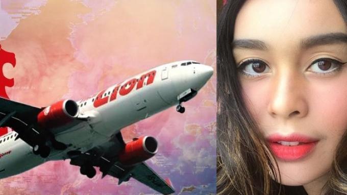 Cerita Presenter TransTV Naik Lion Air JT610 Malam Hari Sebelum Kecelakaan, 'Muntah, Kurang Oksigen'