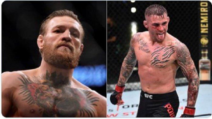Trilogi Conor McGregor Vs Dustin Poirier, Tentukan Lawan Comeback Khabib Nurmagomedov ke UFC