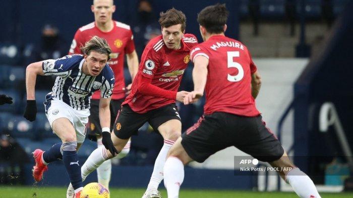 LIVE STREAMING TV Online Manchester United vs Newcastle Liga Inggris, Berikut Daftar Susunan Pemain