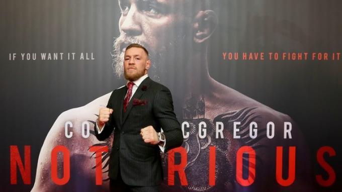 Presiden UFC Tak Ragu Sandingkan Conor McGregor dengan Mike Tyson