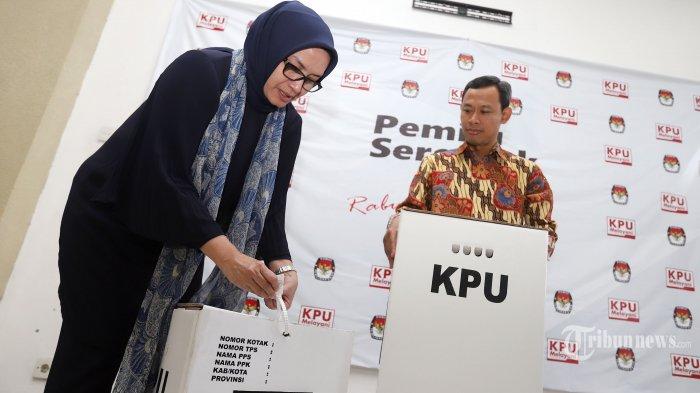 KPU Belum Putuskan Akan Gunakan Surat Suara Model Apa untuk Pemilu 2024