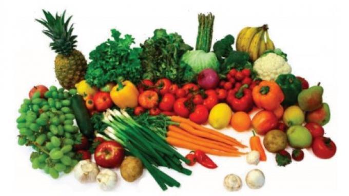 Contoh Makanan Sehat