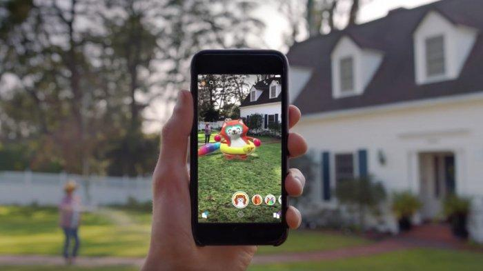 Kolaborasi Indosat dan Snapchat Percepat Penggunaan Augmented Reality