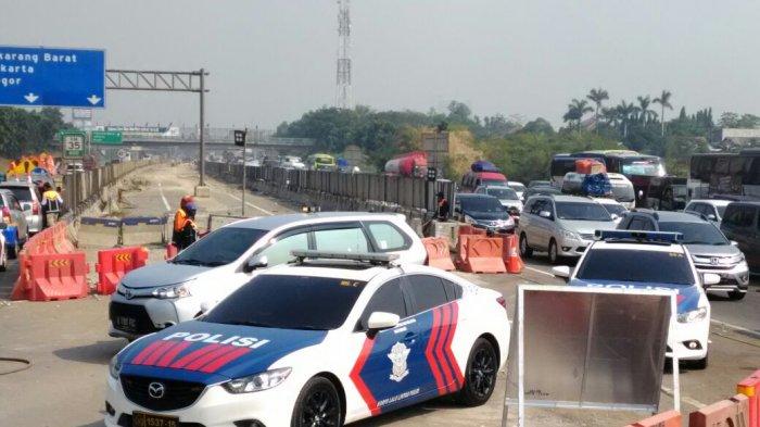 Jasa Marga Klaim Kemacetan di Tol Cikampek Bukan Hanya dari Proyek