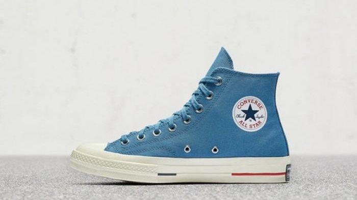 Ternyata Warna Sepatu Converse Bisa Jadi Cara Tebak Kepribadian Seseorang