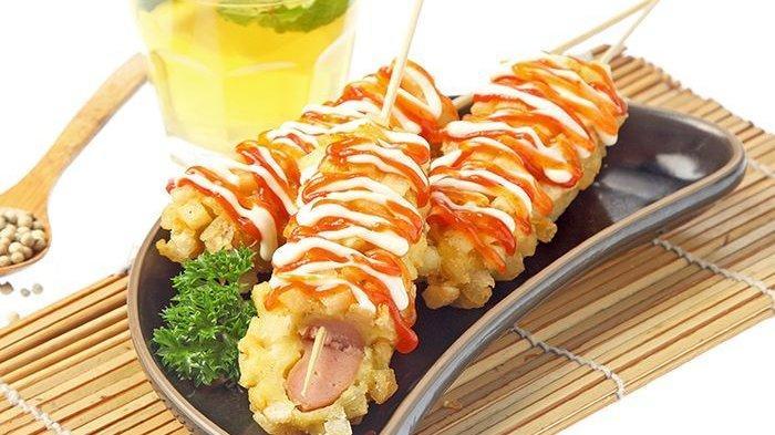 Resep Masakan Corn Dog dan Hot Dog yang Enak dan Mudah, Berikut Cara Membuatnya
