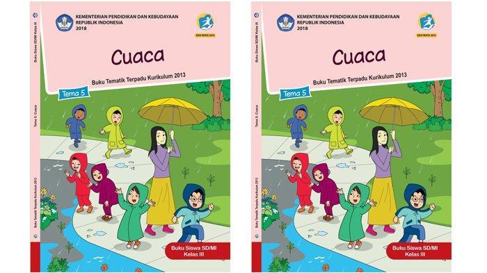 Kunci Jawaban Tema 5 Kelas 3 Halaman 123 124 126 127 128 Buku Tematik Pengaruh Perubahan Cuaca