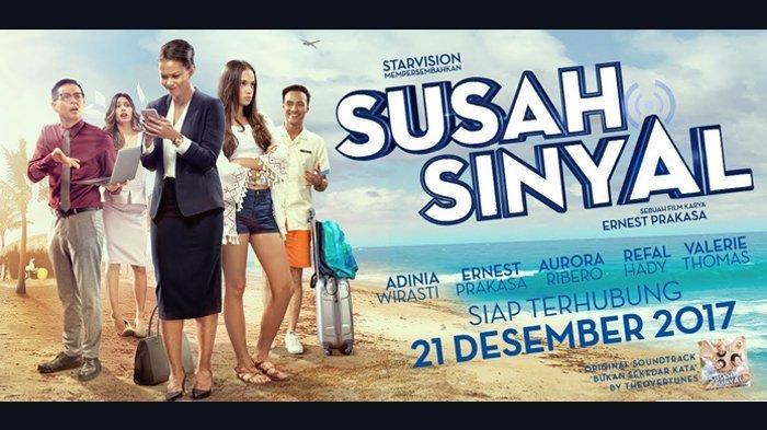 Cover Film Susah Sinyal