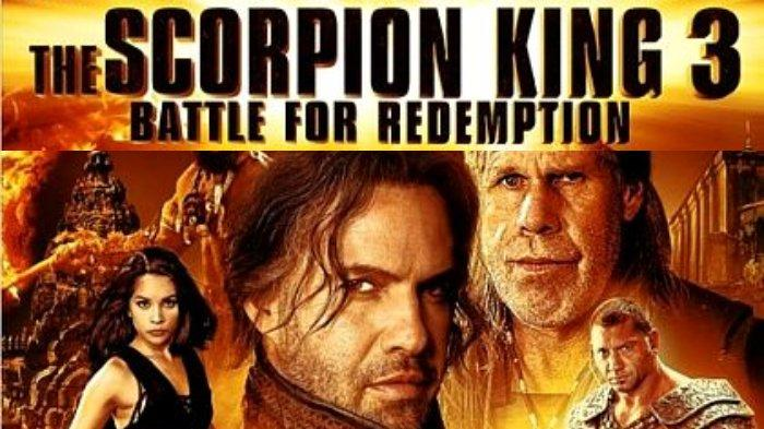 Cover Film The Scorpion King 3