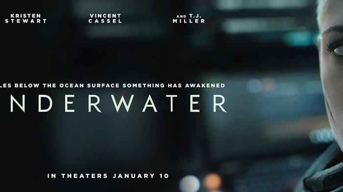 Sinopsis Film Underwater, Tayang 8 Januari 2020 di Bioskop: Kisah Penyelamatan Diri dari Bawah Laut