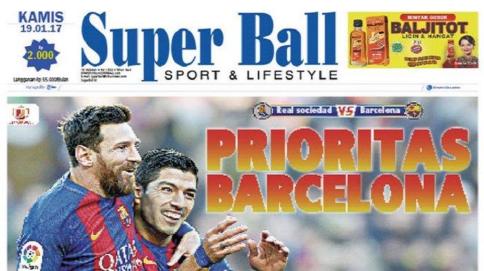 Lionel Messi: Semua Kompetisi Sama Pentingnya