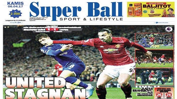 Manchester United Alami Stagnasi