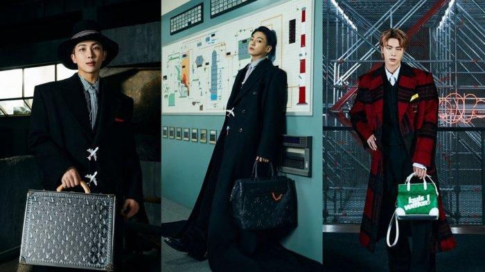 Ini Harga Tas Louis Vuitton yang Dipakai BTS, Ada yang 200 Juta Rupiah