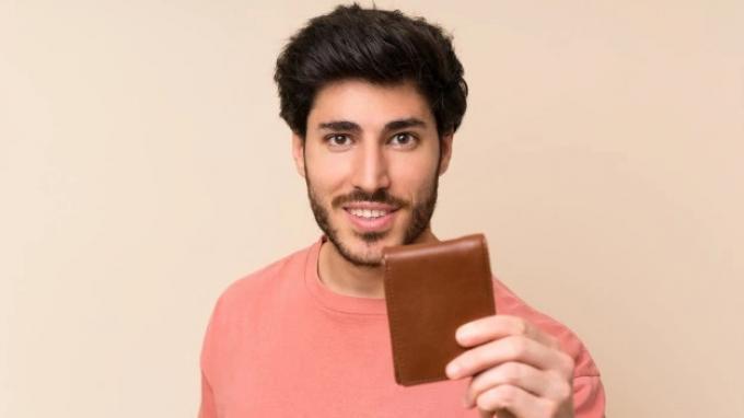 Ilustrasi - Mengenal jenis-jenis dompet pria