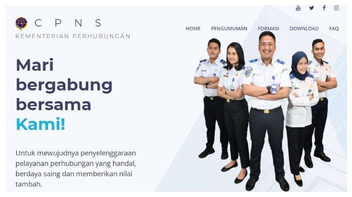 Link Pengumuman CPNS Kemenhub 2021, Cek Hasil Seleksi Administrasinya, Berikut Cara Ajukan Sanggahan