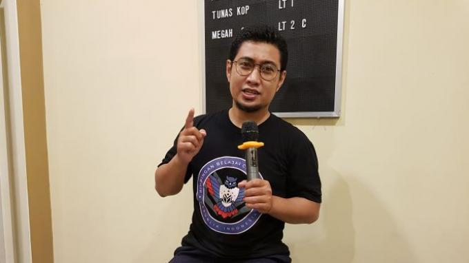 Syaparuddin Salam SS, Founder cpnsonline.id