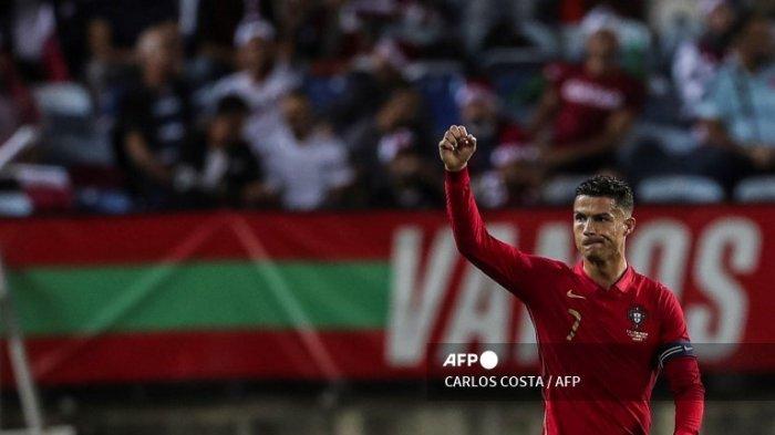 Portugal vs Luksemburg: Ronaldo Menanti Rekor Lagi, Ini Daftar Rekor Baru CR7 yang Segera Dibuat