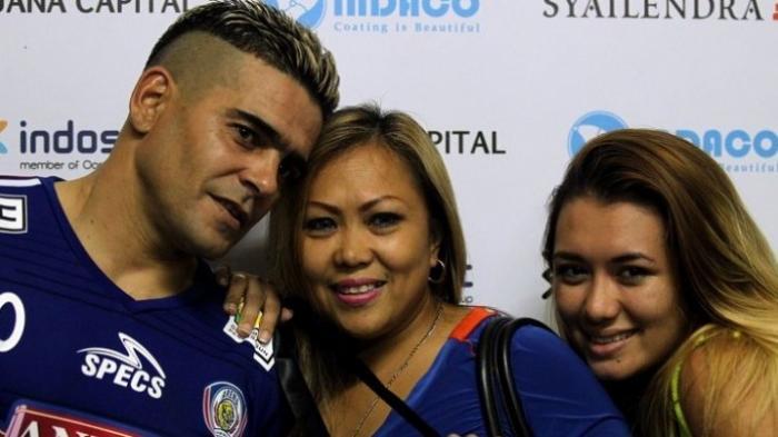 Disebut Bakal Dipilih Jadi Asisten Pelatih Timnas U-19 Indonesia, Cristian Gonzales Bilang Siap