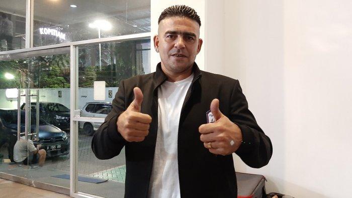 Cristian Gonzales Bakal Tempati Posisi Striker di Rans Cilegon FC