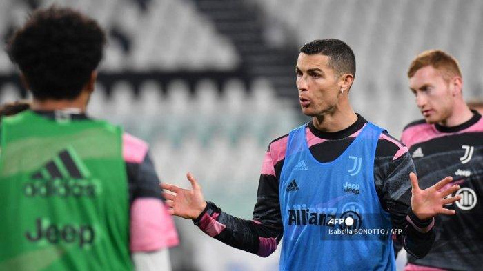 SUSUNAN PEMAIN & Live Streaming Juventus vs Napoli Liga Italia, Ini Link RCTI Gratis